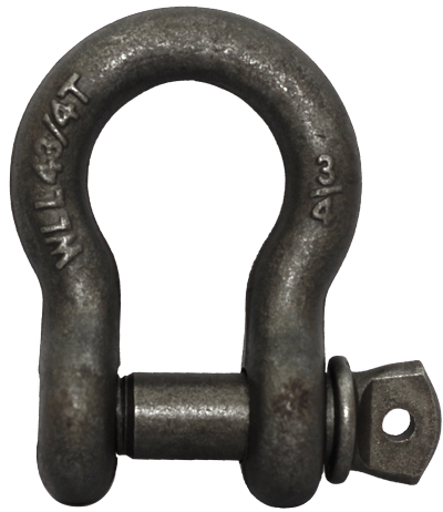 American Made Screw Pin Anchor Shackles